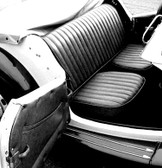 Upholstery, MG Replica (Black)  Vinyl