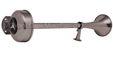 SCHMITT & ONGARO 10027 Ongaro Deluxe SS Single Trumpet Horn - 12V