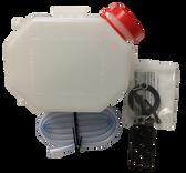 Radiator Overflow Coolant Return System
