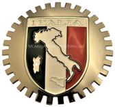 Badge, Italia