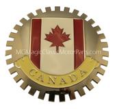 Badge, Canada