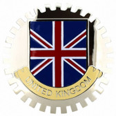 Badge, United Kingdom..
