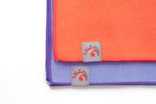 Yoga Mat Towel - Orange