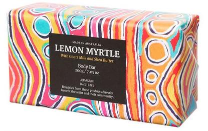 6890 JUDY WATSON LEMON MYRTLE SOAP