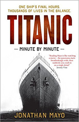 1096 TITANIC MINUTE BY MINUTE