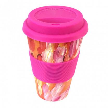 7534 BAMBOO ECO CUP - GLORIA PET