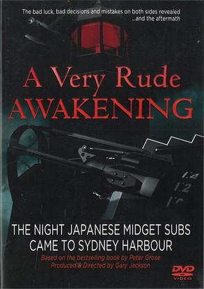 DVD - 795 -  RUDE AWAKENING