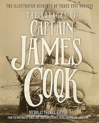 2700 THE VOYAGES OF CAP COOK