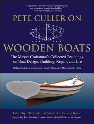 5450 PETER CULLER ON WOODEN BOATS