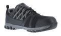 Women's Sublite Work Athletic Oxford, Steel Toe