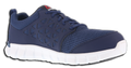 Men's Navy Blue Sublite Cushion Work - Athletic Oxford with Alloy Toe