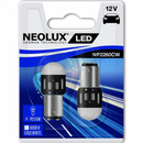Neolux 380 (P21/5W) 12V bay15d LED (Twin Pack) 6K (NP2260CW)