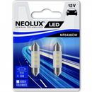 Neolux 239 (C5W) 12V LED Bulbs (Twin Pack) 6K (NF6436CW)