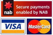 Secure Payments via NAB