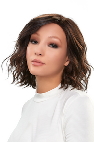 January Petite - Lace Front Monofilament Wavy Wig FS4/33/30A - by Jon Renau