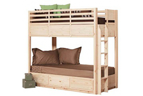 Real Wood Bedroom Furniture from Gothic Cabinet Craft