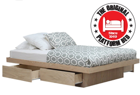 Exceptionnel Original Platform Beds