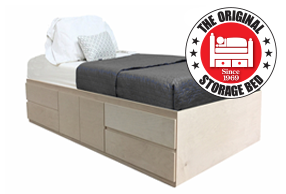 Exceptionnel Original Storage Beds