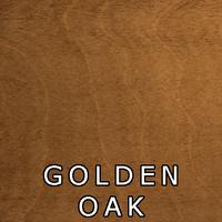 Golden Oak Finish On Birch