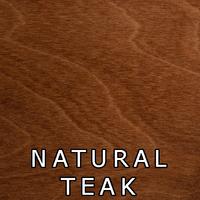 Natural Teak