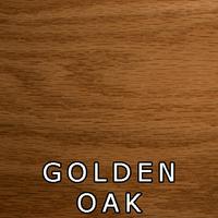 Golden Oak Finish On Oak