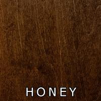 Honey Finish On Birch