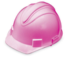 Standard Heavy Duty Hard Hats Pink
