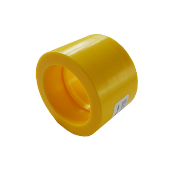 Yellow MDPE Socket Fusion Coupling PE2708