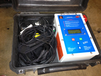 "110V Electrofusion Welding Machine (6"" Capacity)"