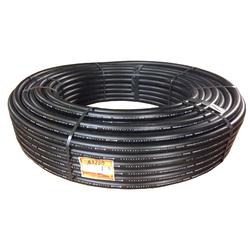 Black Hdpe PE4710 Water / Geothermal Pipe