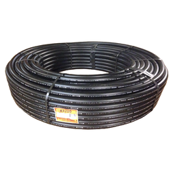 Black Hdpe PE4710 Water / Geothermal Pipe