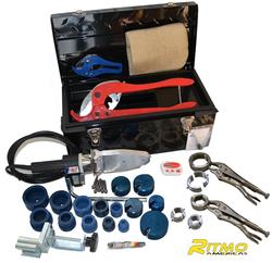 "Ritmo Socket Fusion Tool Set 3/4"" IPS - 2"" IPS"