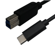 USB3.1 CM TO USB3.0 BM 3-ft