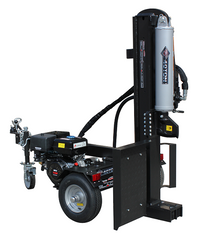 Hydraulic log splitter 40ton