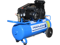 Air Compressor P14 Belt drive PEERLESS