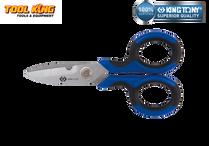 Electricians tradesmans scissors KING TONY