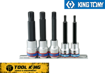 RIBE Socket bit set 5pc set  King Tony