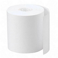 """2-Part Adding Machine Roll, 3"""" x 100', White/Canary - 50 Pack"""
