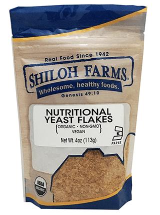 Shiloh Farm Organic Nutritional Yeast Flakes
