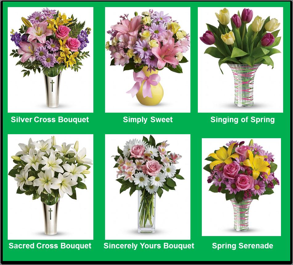 Easter Flowers Posts Winnipeg Florist Dragonfly Flowers