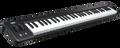 Korg MicroKey 61 USB MIDI Controller Keyboard-Open Box