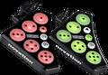 Novation Dicer dj pair of controllers