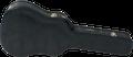 LAG HLG-D7 Deluxe Acoustic Guitar Arch top Crococase