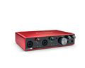 Scarlett 8i6 3rd Generation 8-in, 6-out USB Computer Interface & Software Bundle