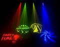 American DJ GOB548 ADJ Gobo Projector with Bright White 10W LED and High Quality Optics