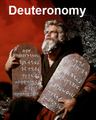 Exposition of Deuteronomy (53 mp3 download)