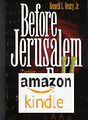 Before Jerusalem Fell (Kindle format)