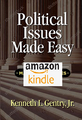 Political Issues Made Easy (Kindle format)