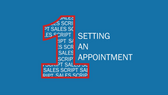 Sale 1 - Setting an Appointment Video