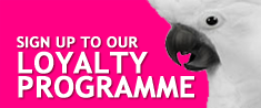Sign up to our loyalty programme